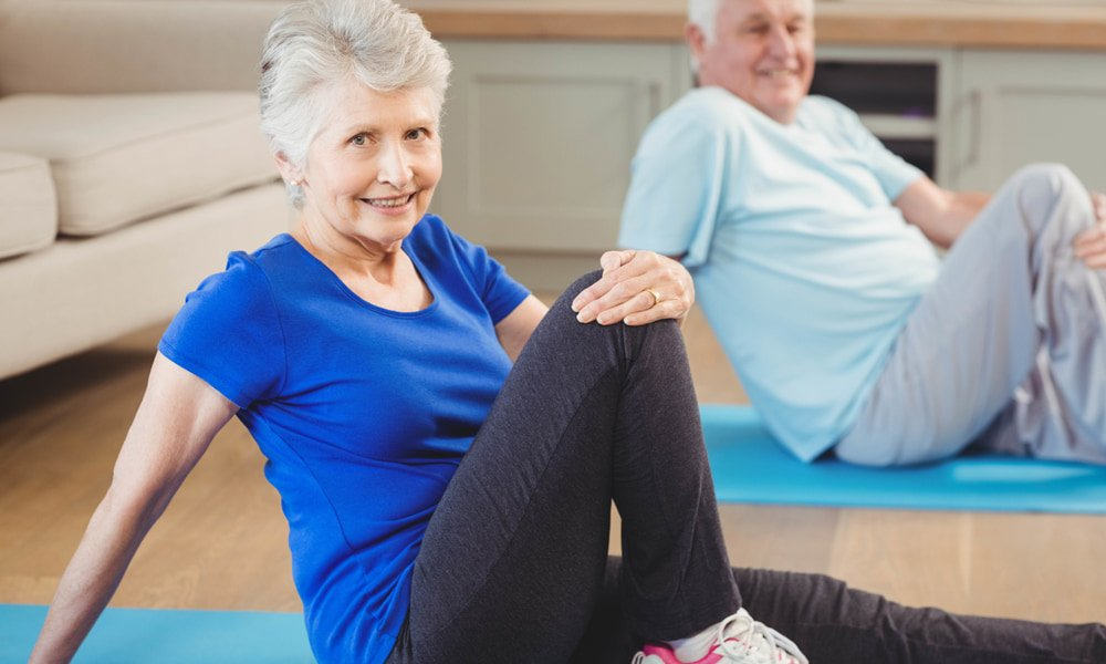 Yoga for Balance and Stability 8 Poses for Seniors