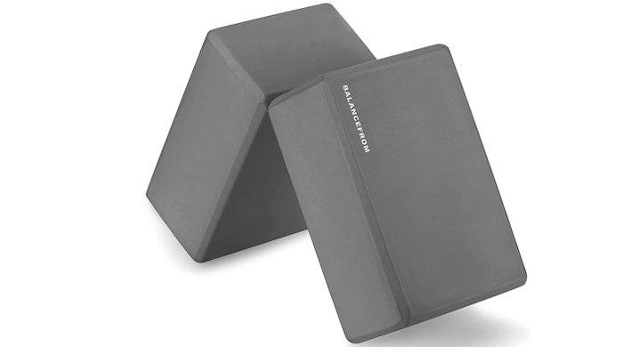 BalanceFrom GoYoga High-Density Yoga Blocks