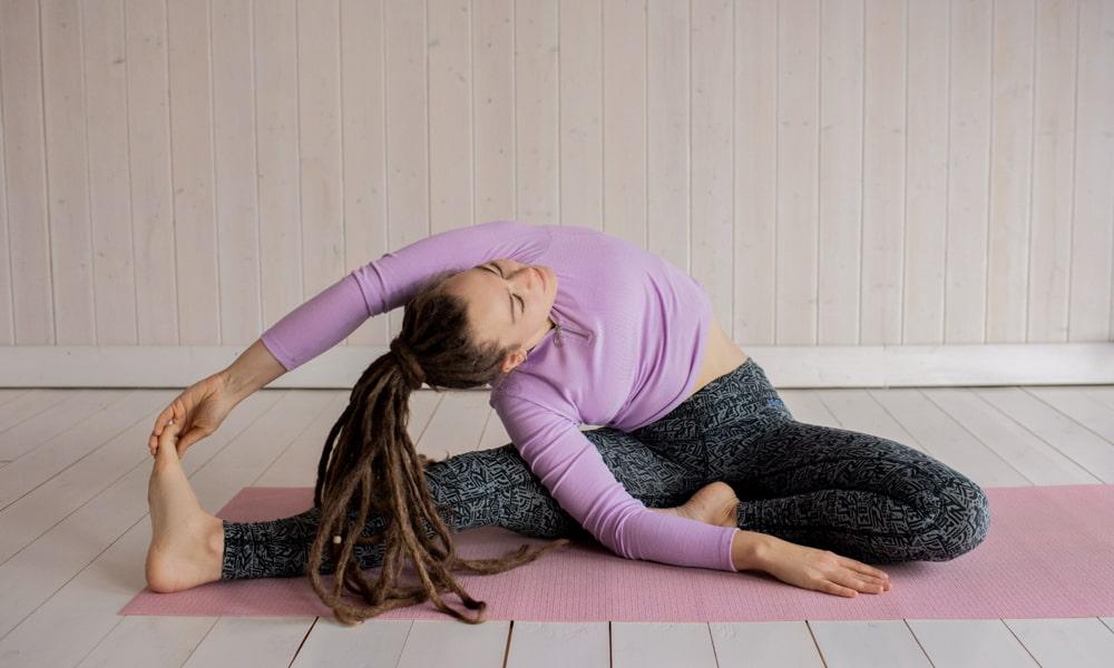 Yoga Warm Up Poses