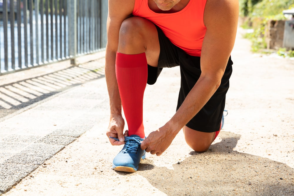 How to break-in new running shoes