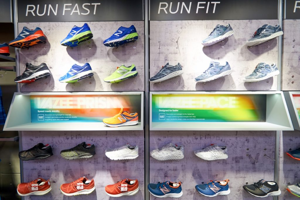 Best time to buy running shoes
