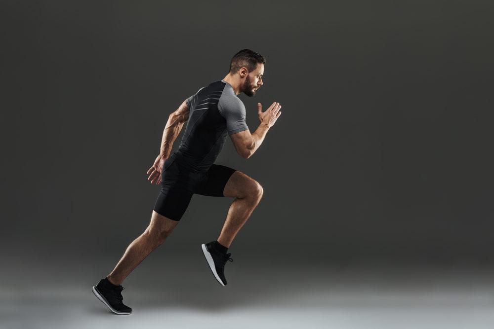 Get fast at running
