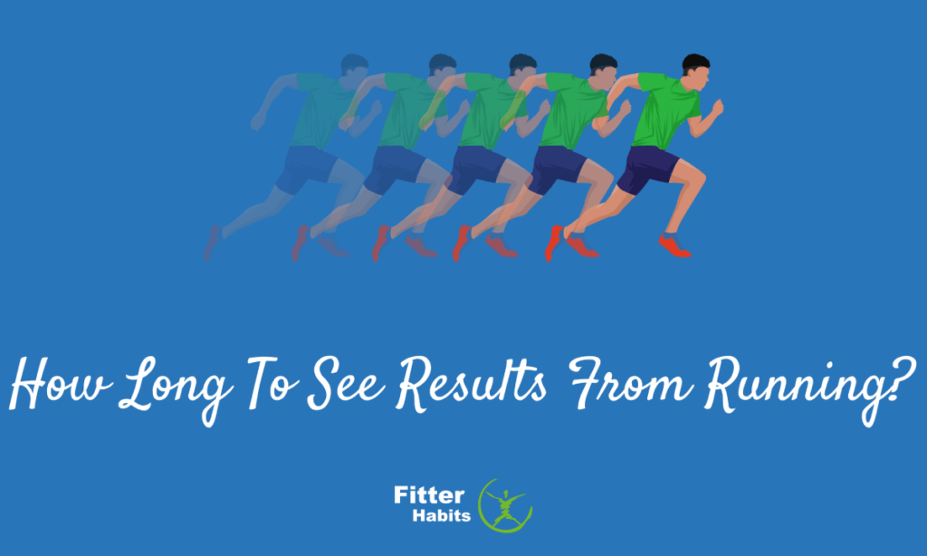 How Long To See Results From Running