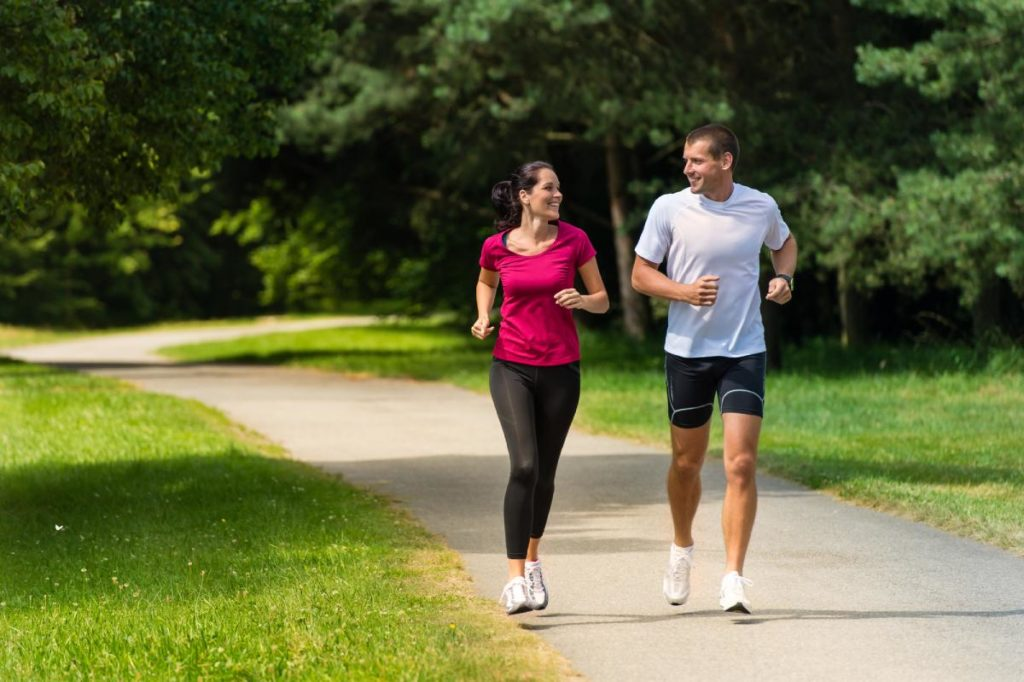 How to push yourself when running