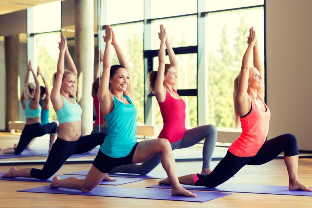 What Exercises Can You Expect in PiYo Yoga