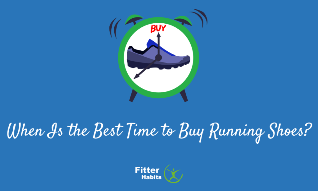 When Is the Best Time to Buy Running Shoes?