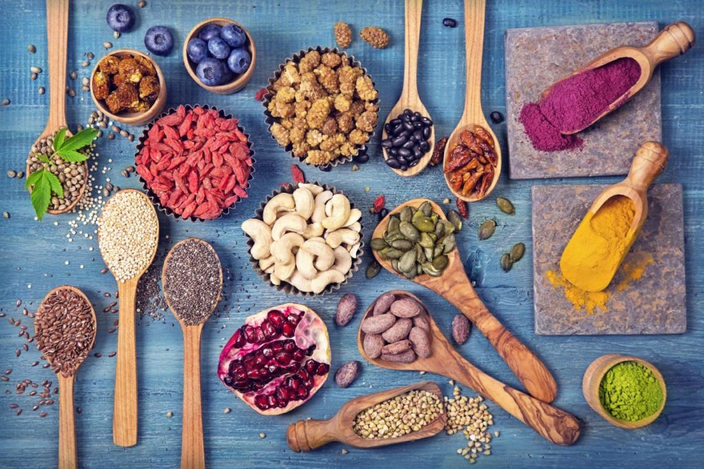 Superfoods you can add to your yoga smoothies