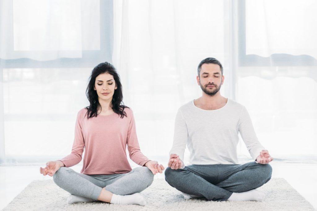 Matras for meditation