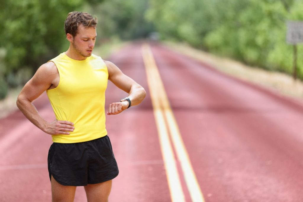 Why runners use GPS watches
