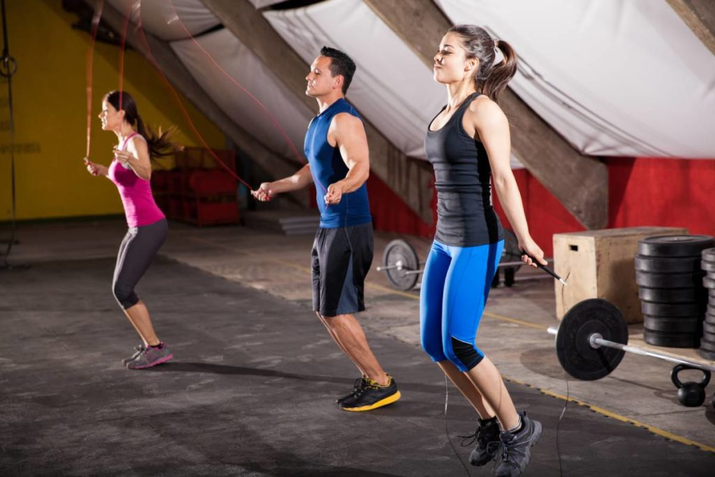 Alternatives to running for cardio: Jump rope intervals