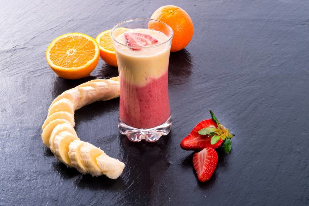 Easy energy smoothies for running: Pre-run